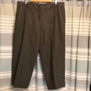 Eileen Fisher wool pants XL